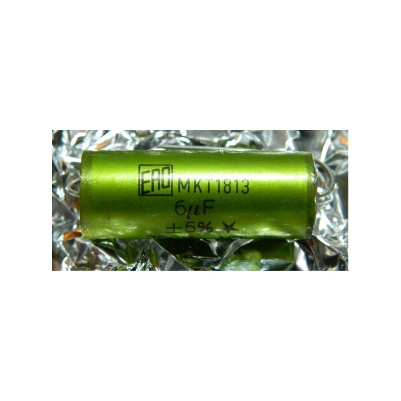 6µF 250V +/-5% ERO MKT