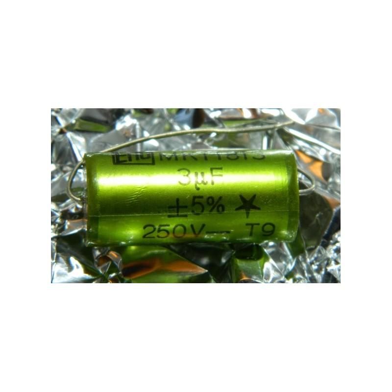 3µF 250V +/-5% ERO MKT