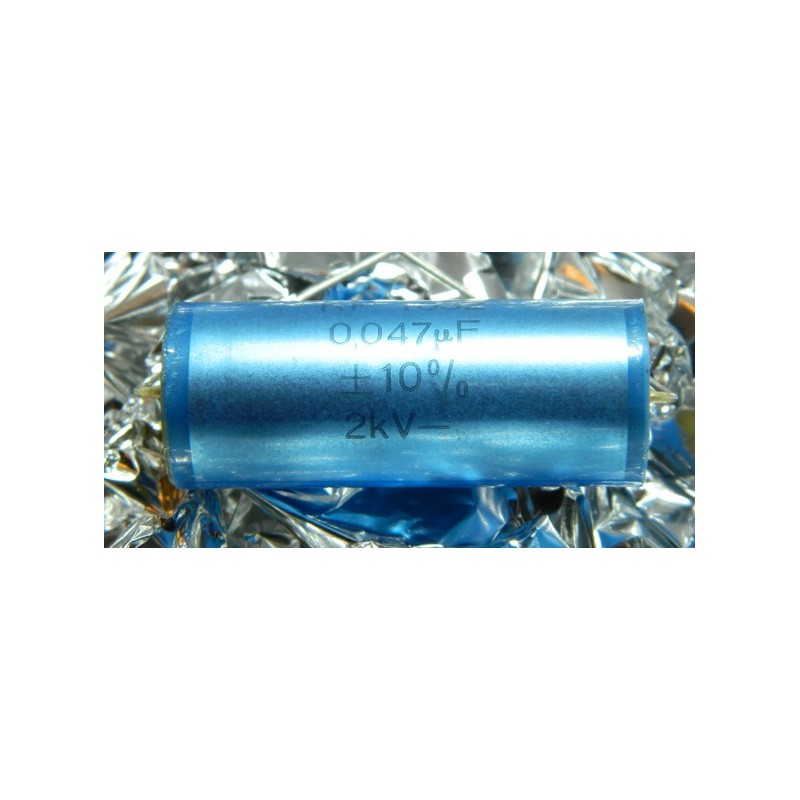 0.047µF 2000V +-10% ERO MKP