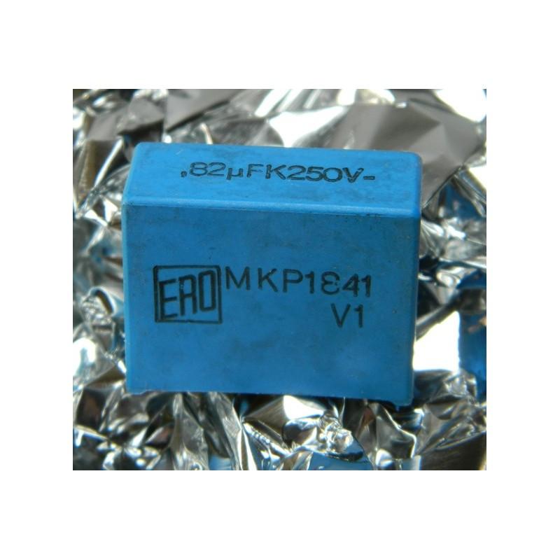 0,82µF 250V ERO MKP