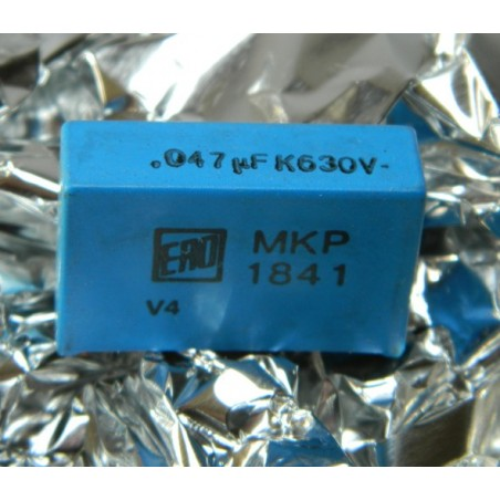0,47µF 630V ERO MKP