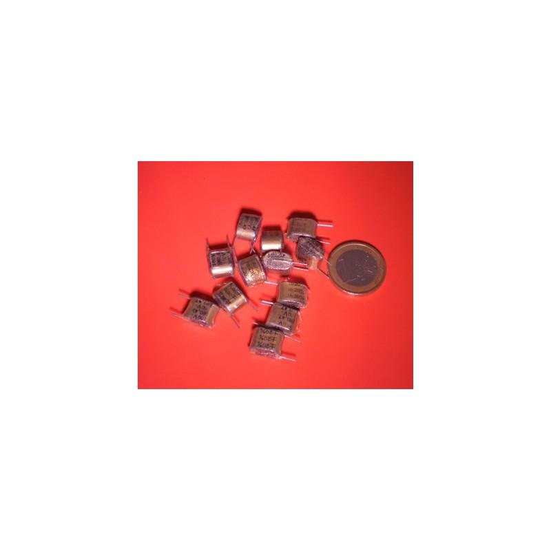 Condensateur non polarisé 0.47µf  160v