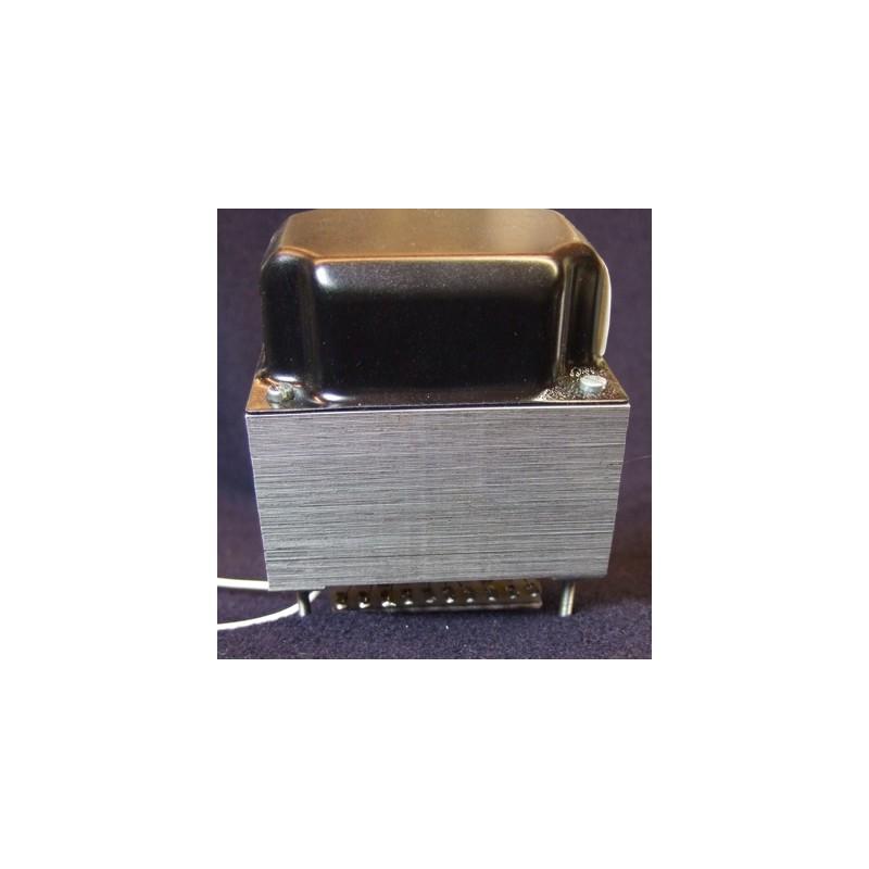 Transfo driver amplificateur mos fet