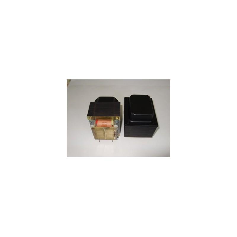 Transfo de sortie type 499A/2 5000 ohms/4 ohms