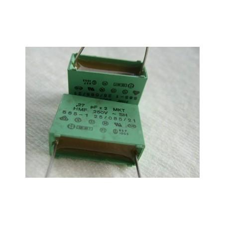 Condensateur X2-0.27µF250V alt.ERO MKT