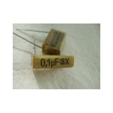 Condensateur X2-0.1µF 250V ~.RIFA