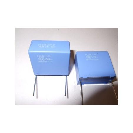 Condensateur X2  0.33µf 440v~MKP