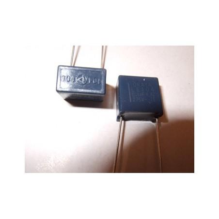 Condensateur X2 -0.1µf 275v~okaya